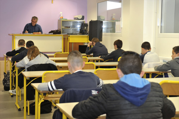 L'accueil des élèves en permanence