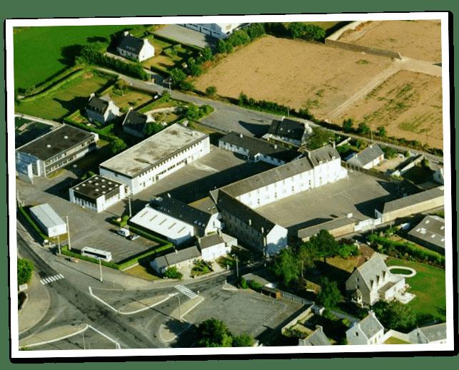 Collège Saint-Antoine Lannilis de 1968 à 1989