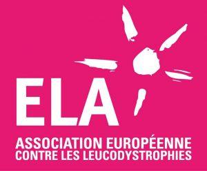 logo ELA asso association de lutte contre les maladies leucodystrophiques