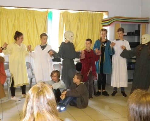 Echanges entre élèves bilingues de Saint-Antoine et Saint-Joseph de Plouescat 1