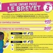 Résultats au DNB 2017 des élèves du collège Saint-Antoine de Lannilis