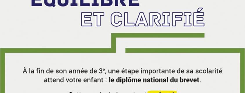 Résultats au DNB 2018 des élèves du collège Saint-Antoine de Lannilis