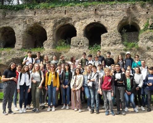 Aecs Italie 3e Viaggio In Italia 01