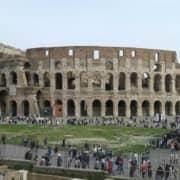 Aecs Italie 3e Viaggio In Italia 05 Colisee Vue