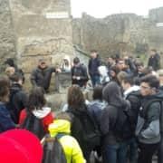 Aecs Italie 3e Viaggio In Italia 07 Pompei Guide