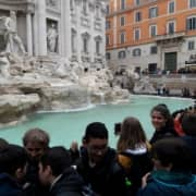 Aecs Italie 3e Viaggio In Italia 14 Trevi Eleves