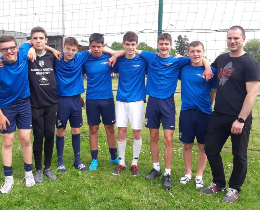 Futsal Minimes Podium Championnat National 01