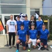 Futsal Minimes Podium Championnat National 02