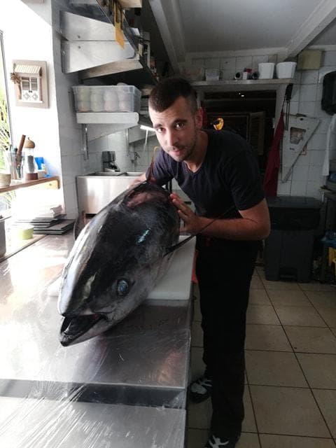 Antoine Cuisinier Voyageur