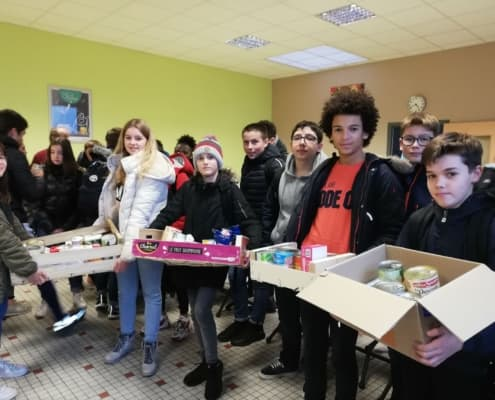 Dons Banque Alimentaire