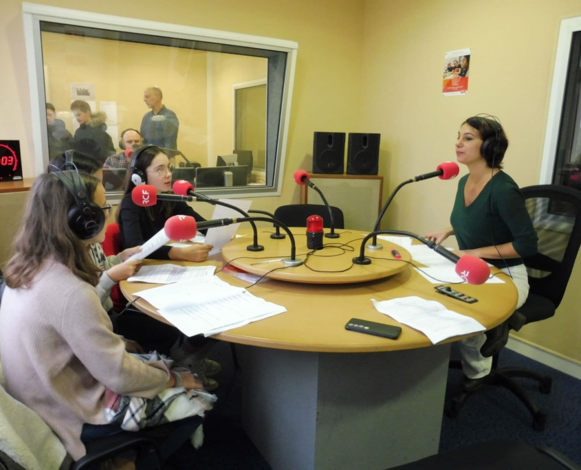 Enregistrement Emission Radio Rcf 02