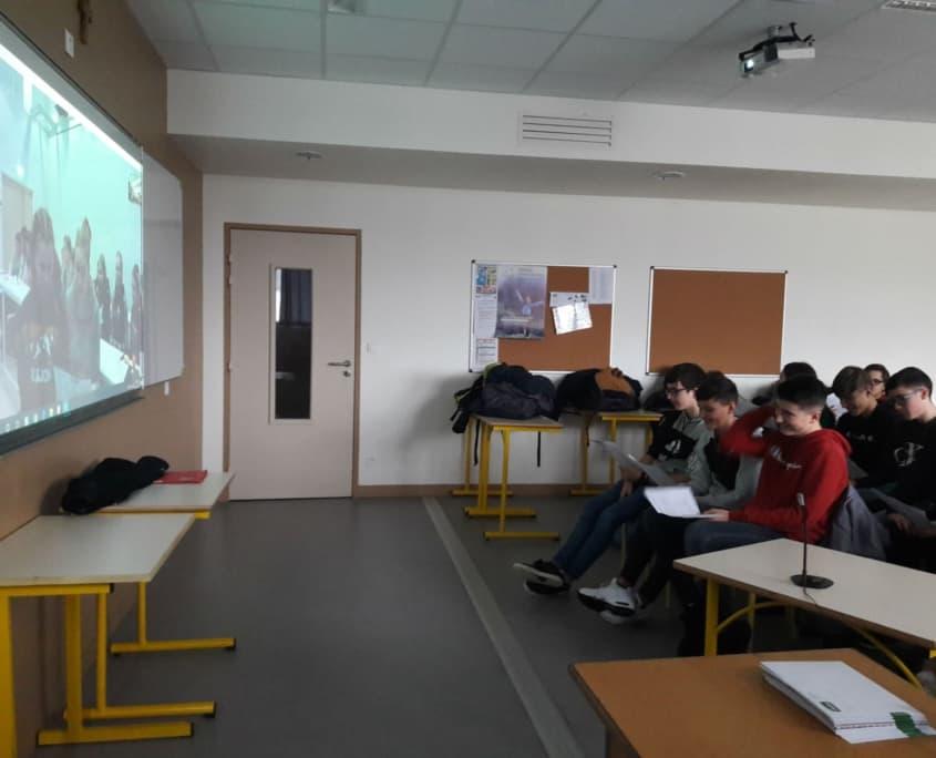 Erasmus Premiers Contacts Avec Nos Amis Finlandais 01