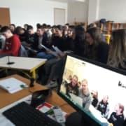 Erasmus Premiers Contacts Avec Nos Amis Finlandais 02