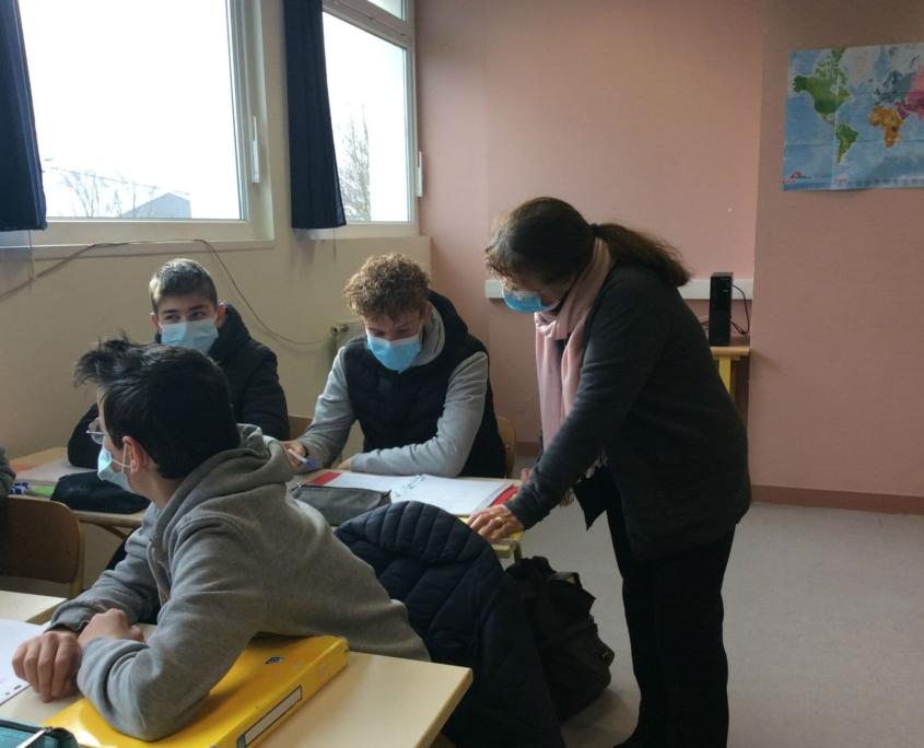 Atelier Ecriture College Saint Antoine 01