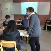Atelier Ecriture College Saint Antoine 02