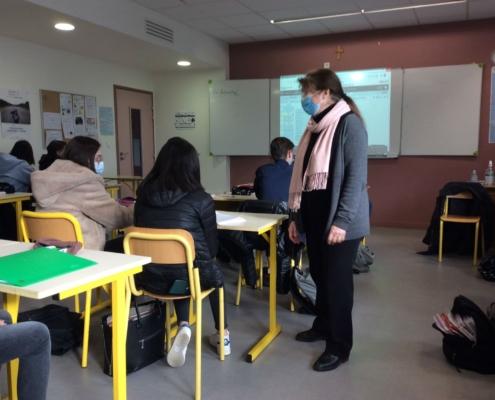 Atelier Ecriture College Saint Antoine 03