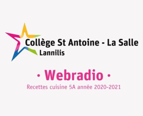 Webradio Recettes Cuisine 5a 2020 2021 1024x600