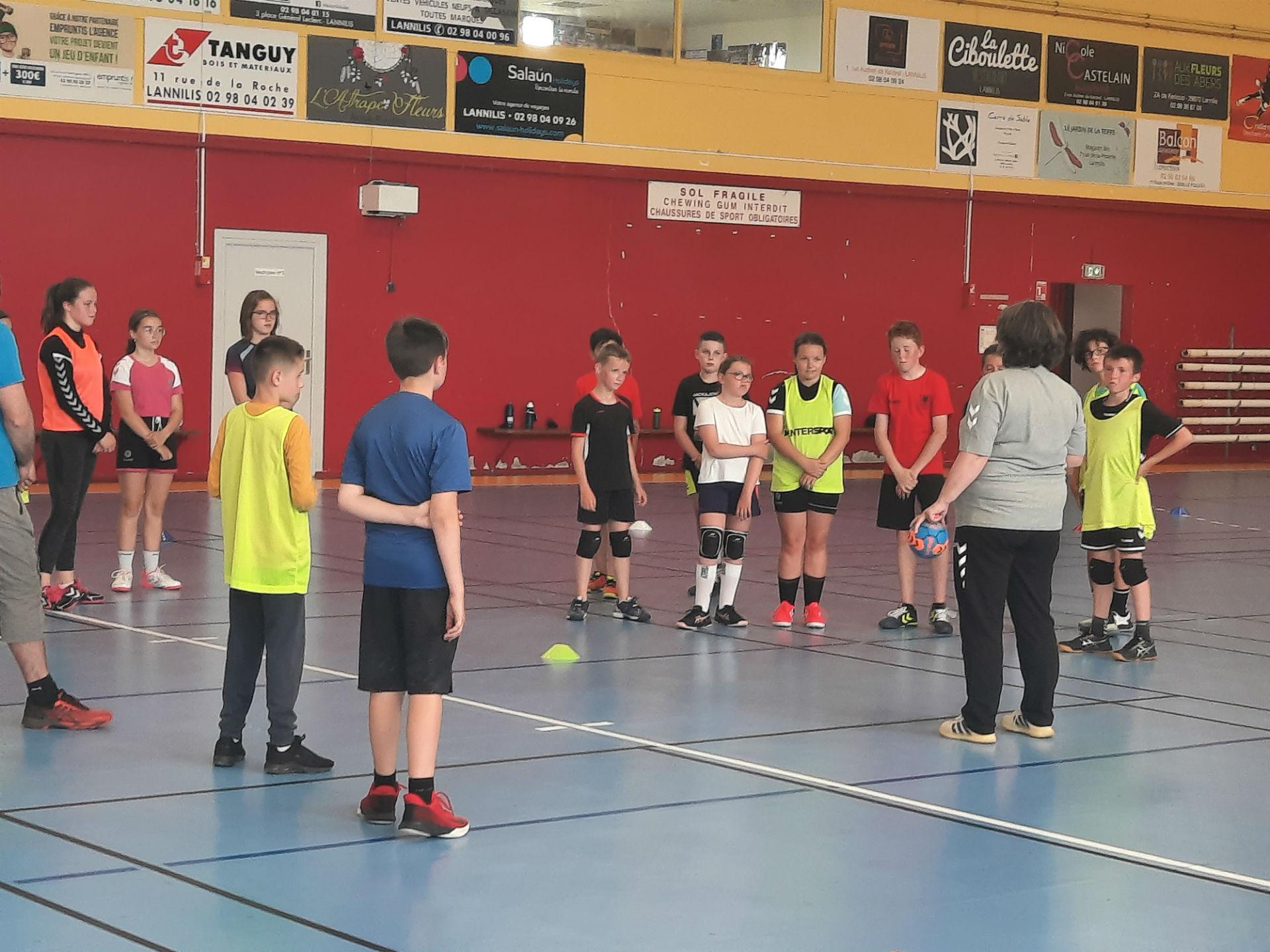 Inscription Nouvelle Option Handball 02