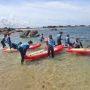 Surf Et Paddle Au College Saint Antoine 02