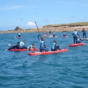 Surf Et Paddle Au College Saint Antoine 03