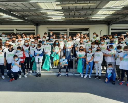 5e Action Environnement Operation Nettoyons Notre Commune Lannilis 01